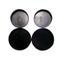 Lens cap set 35mm stnd 4pc