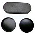 Lens cap set 40mm stnd 3pc